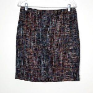 NWT Loft Factory | Tweed Skirt